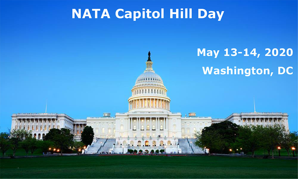 NATA Capitol Hill Day 2020